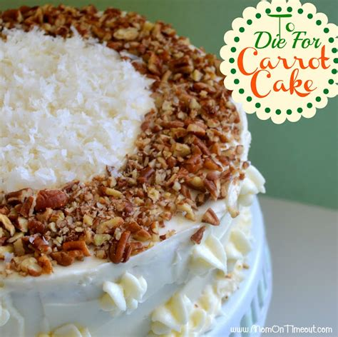 new year carrot cake recipe craftionary