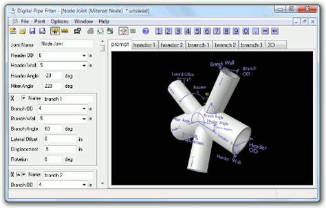 node js pipe tutorial mitered node digital pipe fitter