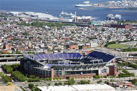 mandt bank mandt bank stadium baltimore maryland photograph by bill cobb