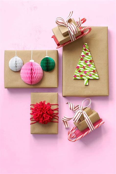 christmas gift wrap ideas 30 unique gift wrapping ideas for how to wrap presents