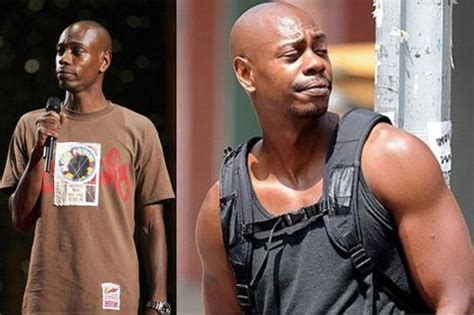 dave chapelle jacked believe it ectomorph
