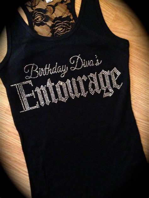 adult birthday shirt birthday divas entourage birthday