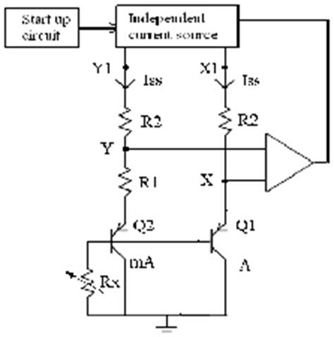 integrated circuits and components for bandgap references and temperature transducers design of a programmable bandgap reference circuit