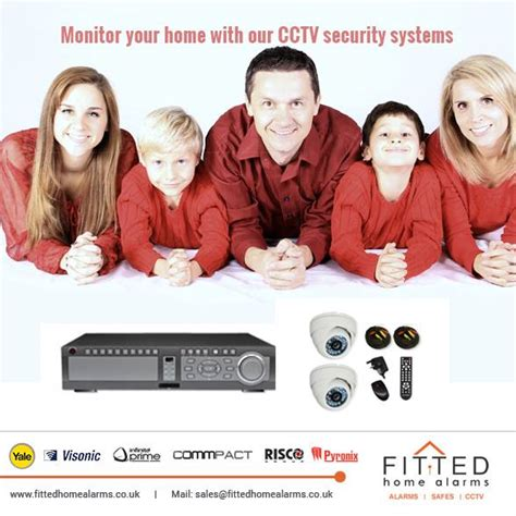monitor your home with our cctv security systems