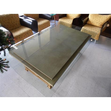 used glass coffee table used tables used