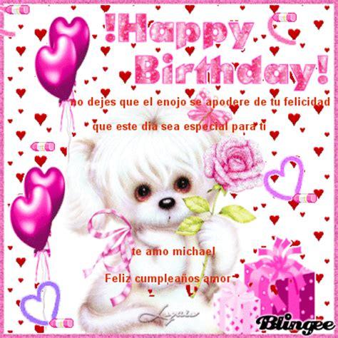 imagenes de feliz cumpleaños de amor feliz cumplea 241 os amor picture 129927976 blingee com