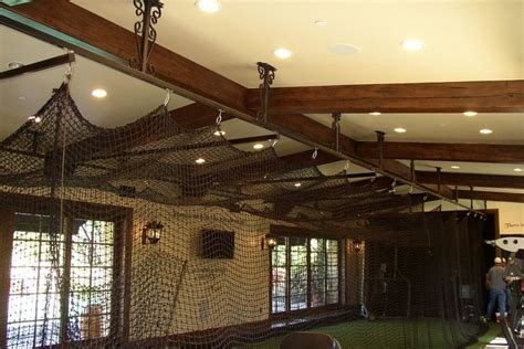 basement batting cage batting cage cost details for this garage addition project available inspiring play