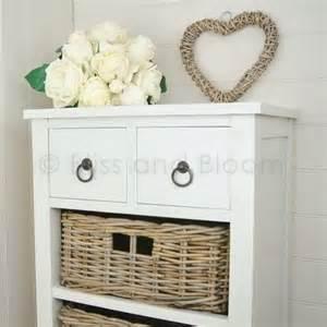 drawer basket storage unit bliss and bloom ltd