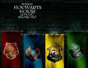 which hogwarts house do you belong in quiz zimbio