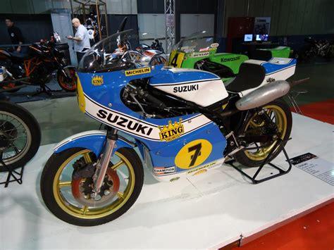 Lu Motor suzuki rg xr14 auf der international motor show in