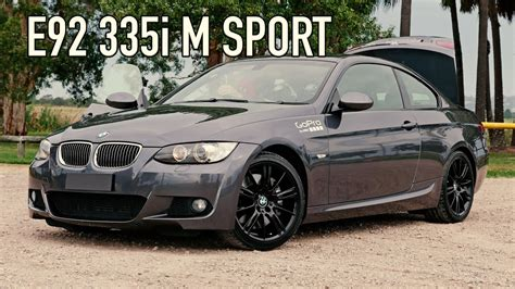 335 I Bmw by Bmw 3 Series E92 335i Review 0 60 Mph Turbo Coupe 0