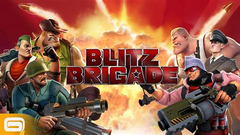 blitz brigade apk top 10 best free gameloft for android ios 2017 android mods