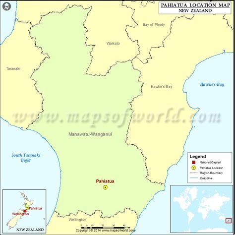 us area code from nz where is pahiatua location of pahiatua in new zealand map