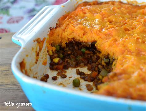 Lentil Cottage Pie by Lentil Shepherds Pie