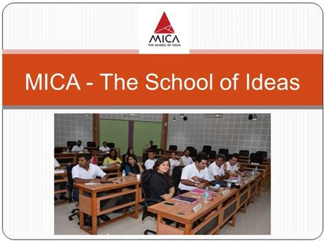best business schools in india study best business schools in india with mica authorstream