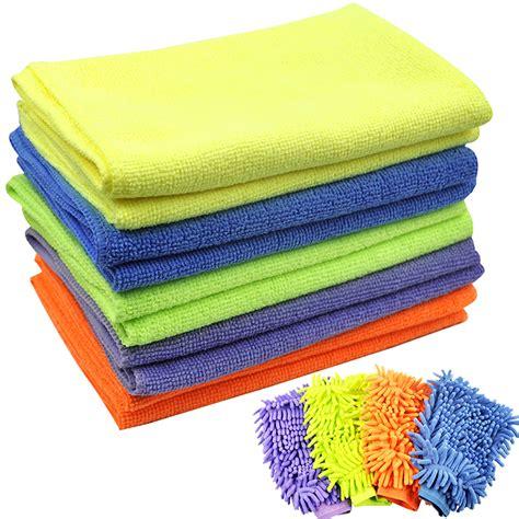 Magic Cleaning Cloth microfibre soft magic cleaning cloth towel car waxing