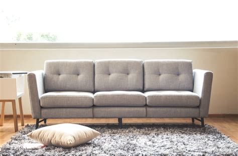 couch to burrow wants to bring casper s mattress concept to couches