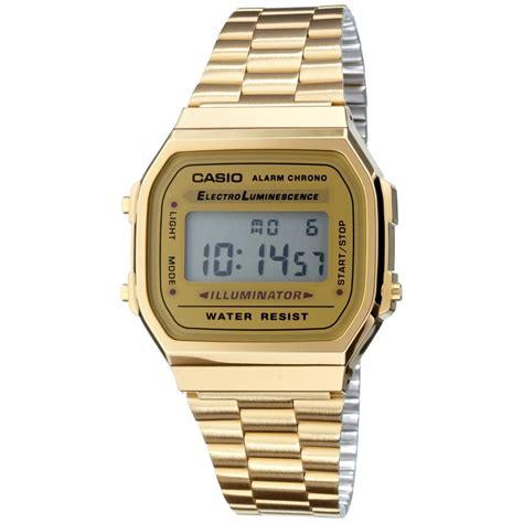 orologio casio moda orologio unisex casio cs a168wg9