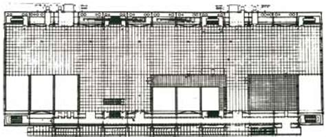 center floor plan centre pompidou designing buildings wiki