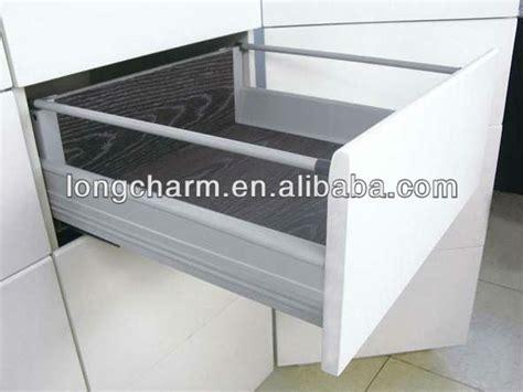 Soft Kitchen Drawer Mechanism by Undermount Metal Drawer Box System Buy Metal Drawer Box