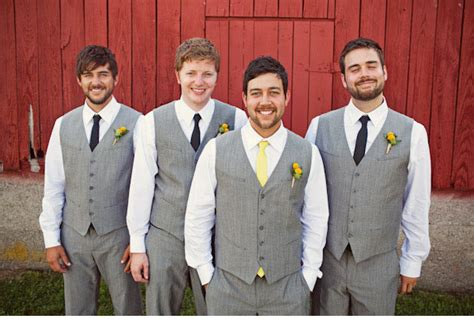 Mens Wedding Attire No Jacket by Groom And Groomsmen The Endless Pursuit