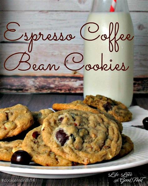 Cookies Di Coffee Bean espresso coffee bean cookies