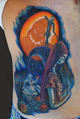 tattoo nightmares intro 17 best images about the nightmare before christmas