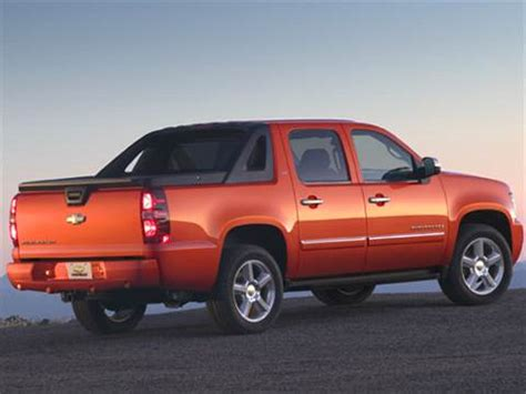2009 chevrolet avalanche pricing ratings reviews kelley blue book
