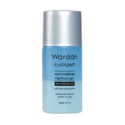 Makeup Remover Wardah Wardah Eyexpert Makeup Remover 50ml Beautyhaul