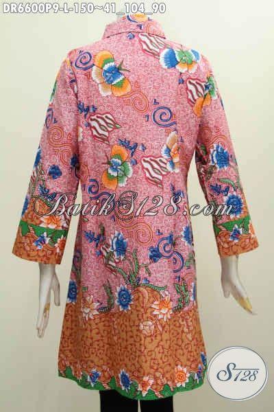 Batik Terbaru Paling Laris produk baju batik paling laris busana batik dress halus
