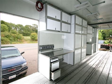 lightweight cabinets for trailers trailer cabinets aluminum bar cabinet