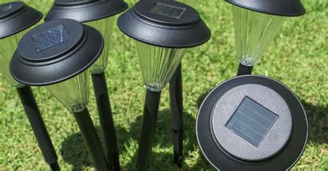 Solar Powered Landscape Lights How Solar Powered Landscape Lighting Can Add To The Garden