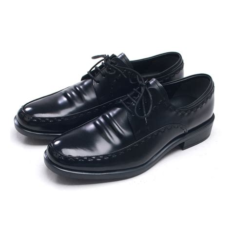 leather sole oxfords mens shoes mens chic stitch line leather oxfords