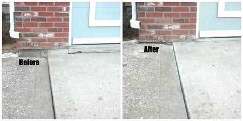 Polyurethane Concrete Lifting Driveway Repair Concrete How To Patch Concrete Patio