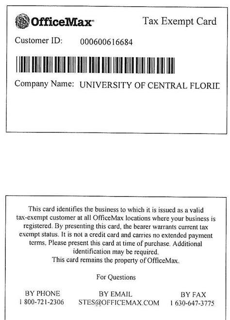 ucf business card template business address