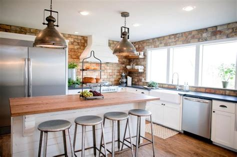 ways steal joanna style industrial new kitchen and islands pin javier contreras gananciaz pinterest
