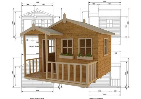plans for a cubby house the 25 best cubby house kits ideas on pinterest cubby