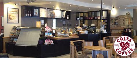 Costa Coffee Interior Design by Shopfitting