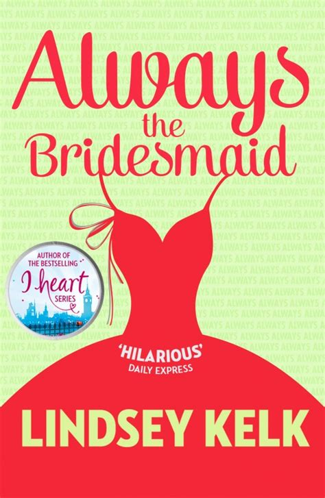 tour always the bridesmaid by kelk novel kicks