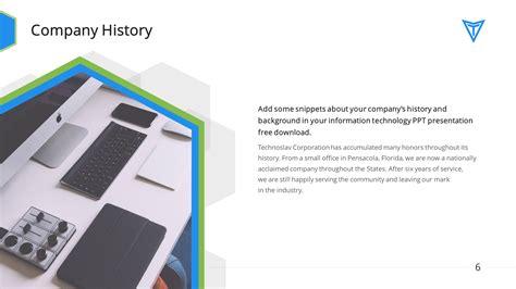 technology template technology premium powerpoint template slidestore