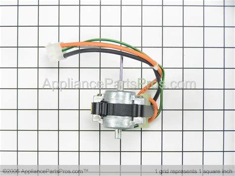 ge condenser fan motor cross reference ge wr60x10168 condenser fan motor appliancepartspros com
