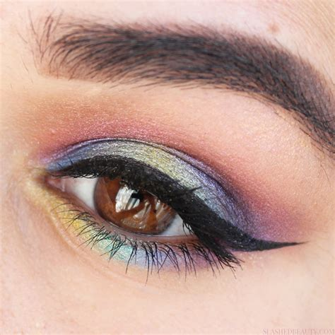 Eyeshadow City Color city color cosmetics hypnotic palette review slashed