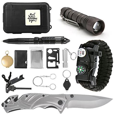 Outdoor Aid Kit 13 In 1 sansido emergency survival kit survival gear 13 in 1