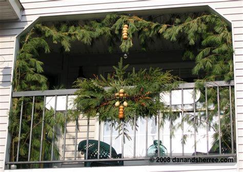 outdoor christmas decorating dan sherree patrick