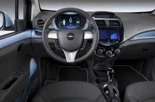Chevrolet Interior 2016 Chevrolet Spark Review Release Date