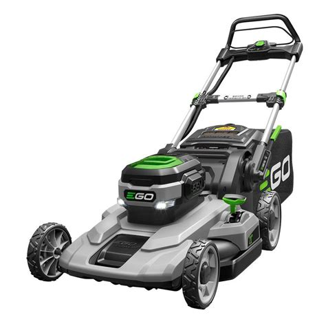 Kitchen Ideas With White Appliances Ego 21 In 56 Volt Lithium Ion Cordless Battery Push Mower
