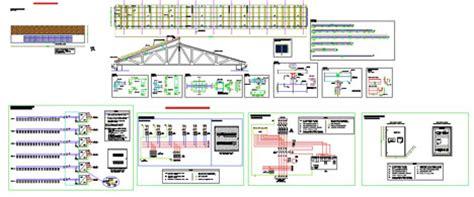 capannone industriale dwg schema impianto geotermico dwg fare di una mosca