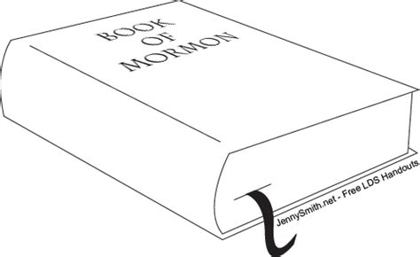 coloring pages book of mormon book of mormon jenny smith s lds ideas bookstore
