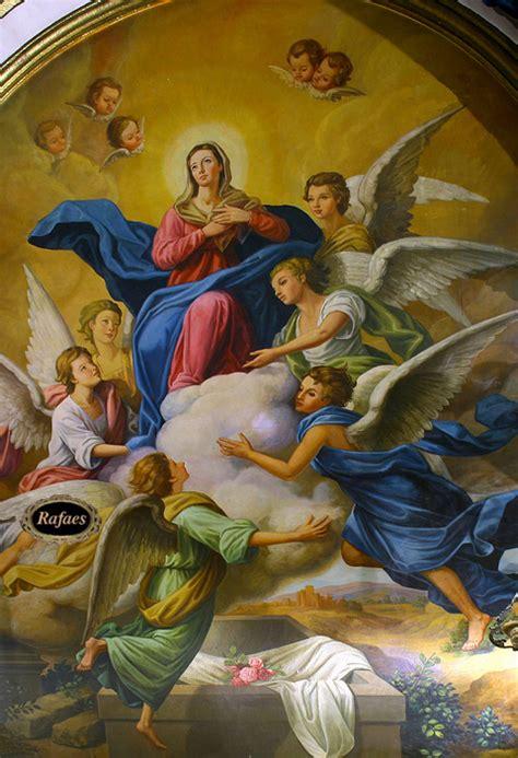 imagenes de la virgen maria asuncion de que se trata el d 237 a de la asunci 243 n de la virgen mar 237 a