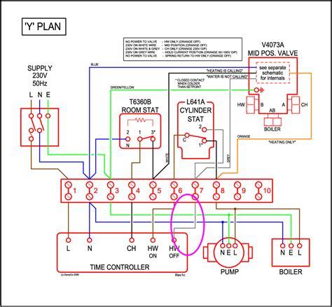 honeywell rth2310b wiring diagram wiring diagrams